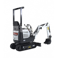 th Bobcat E08 minikotro