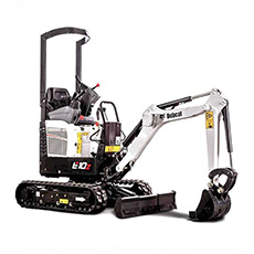 th Bobcat E10z minikotro